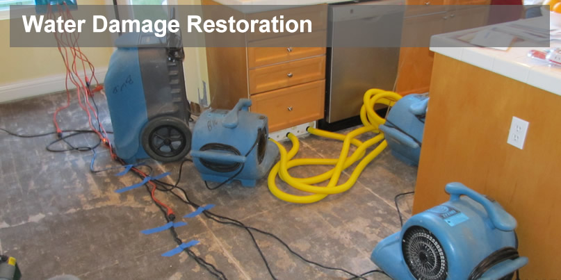 Water Damage Gainesville Florida