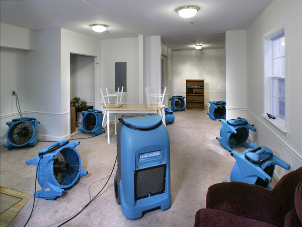 Flooding Water Damage Repair